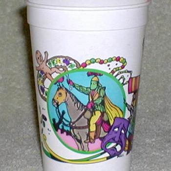 """Mardi Gras"" - Beer Cup"