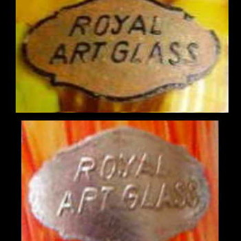 The Welz Royal Art Glass label - Debunking New Contemporary Myths - Art Glass