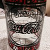 my misprinted stained glass design coca cola glass