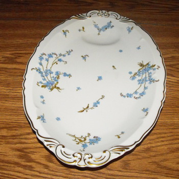 My Haviland Limoges Montmerry Serving Platter. - China and Dinnerware
