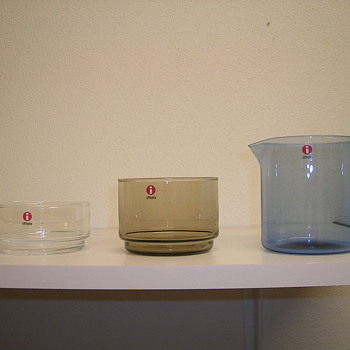 Camilla Kropp for Iittala ( Trio )