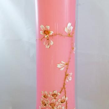 Early Loetz Pink Opal DEK III/115Vase, ca. 1890's