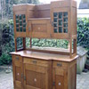 Big Dutch deco cupboard ''Onder den Sint Maarten''