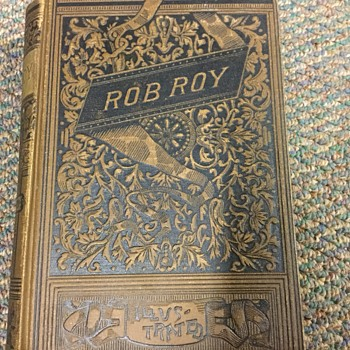 Rob Roy - Books