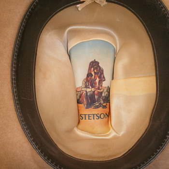 My Old Stetson hat