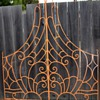 Let me see yo grill!! - Large Deco Wrought Iron Piece
