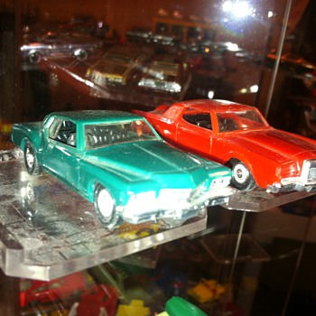 Mini-Lindy rare Buick and Lincoln 1/64 scale model cars... - Model Cars