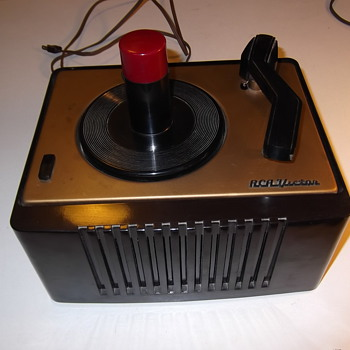 R.C.A. 45-Ey-2 45rpm record changer - Electronics