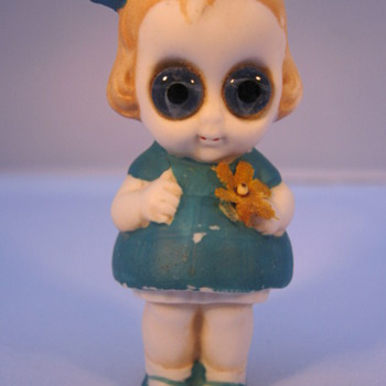 Googly Eye Doll from the early 1900's?