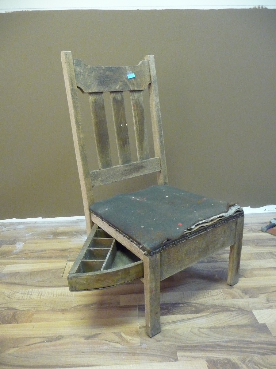 Antique sewing chair - Antique Sewing Chair