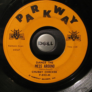 Chubby on Parkway - Records