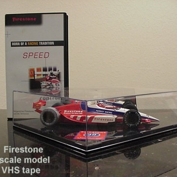 1991 Firestone Indy 500 model - Model Cars