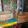 Coca-cola Wood &amp; Plastic Carriers