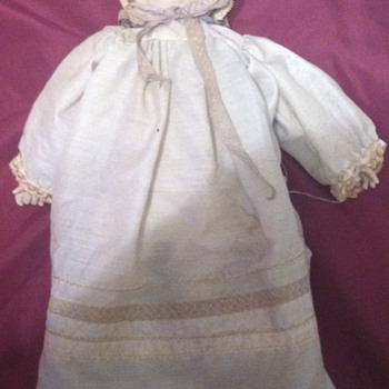Vintage Three Faced Doll