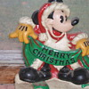 Cast Iron Mickey