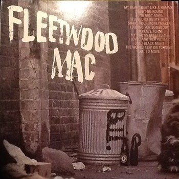 Peter Green's Fleetwood Mac 3rd LP - Records