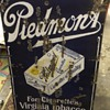 Piedmont Cigarettes 1910 sign