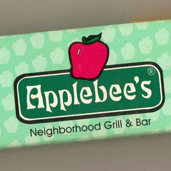 """""""Applebee's"""" Crayons"""