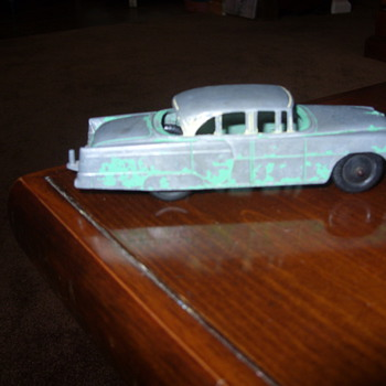 metal packard car - Model Cars