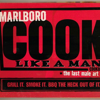 2004 - Marlboro Cookbook