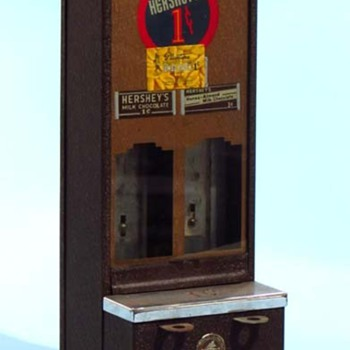 Hershey Vending machine - Coin Operated