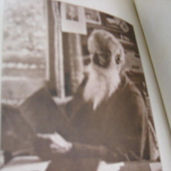 Old John Burroughs...Roycroft Press..