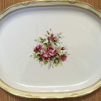 Woodmere China; Flowers of the First Ladies, Mary Todd Lincoln