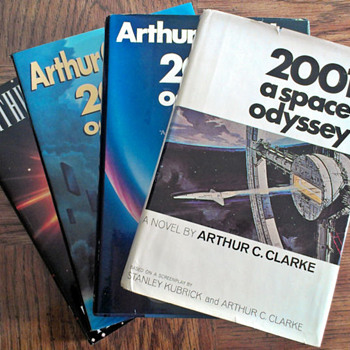 Arthur C. Clarke&#039;s Odyssey series books