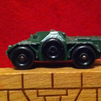 Ferret Scout car fun - Model Cars