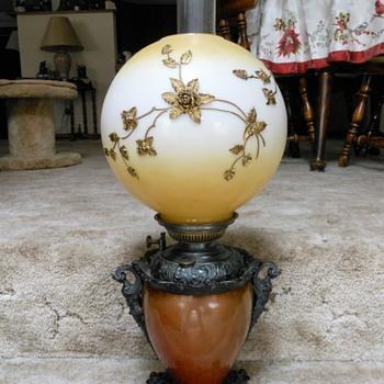 Parlor Lamp?
