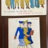 Saturday evening auction find. War time propaganda postcards...I think?