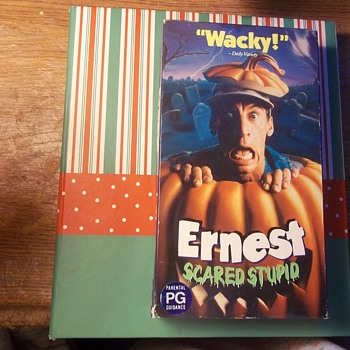 "COLLECTIBLE VHS, THE ""ERNEST"" SERIES OF FILMS! JIM VARNEY, EARTHA KITT '92"