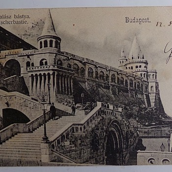 1903 Fisherman's Bastion