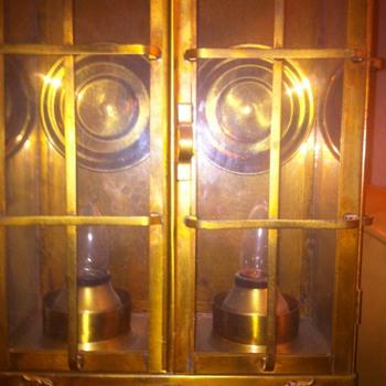 Maritime Lantern 1900's - Lamps