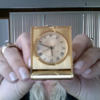 Jaeger LeCoultre Alarm Timepiece - Clocks