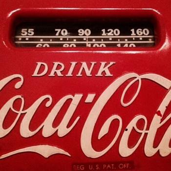1949 Coca Cola Radio - Coca-Cola