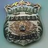 Milwaukee Detective's Badge
