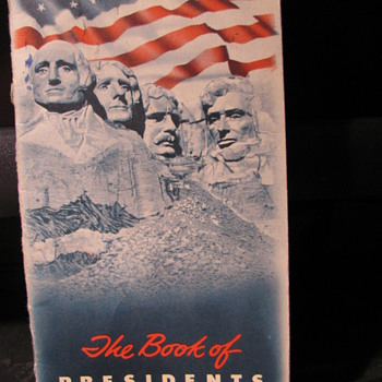 The Book Of Presidents - Books