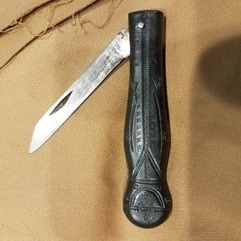 I could use some help identifying this knife