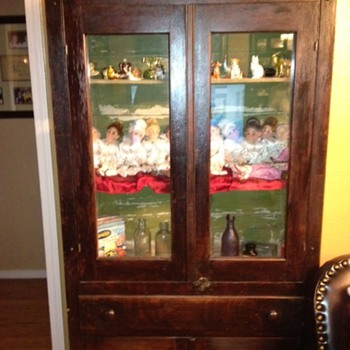 "Beautiful ""knock down"" hutch - Furniture"