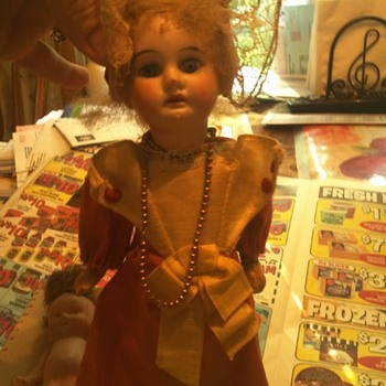 Armand Marseille 1894 German doll