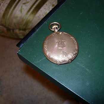 Sunnyside Springfield  Ill. Pocket Watch - Pocket Watches