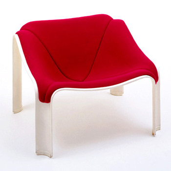 F300 chair, Pierre Paulin (1964)