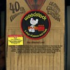2008 Numbered Edition 40th Anniversary of Woodstock, DVD