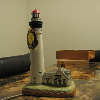Lighthouse  Lamp - Lamps