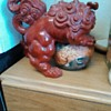 Fu-dog or lion