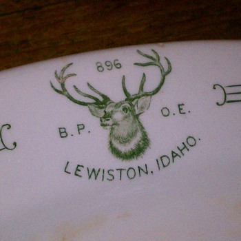 Elks Platter