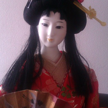 Lovely geisha doll - Dolls