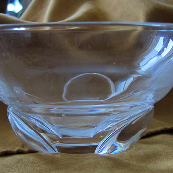 Steuben Art Glass Bowl  - Art Glass