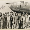 """Memphis Belle"" Photo Signed By Pilot Robert Morgan"